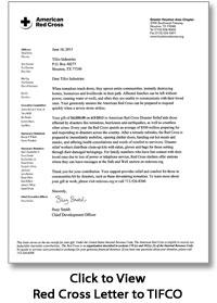 Red Cross Letter 2013
